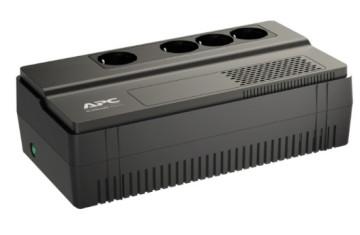 ИБП APC EASY UPS BV, 1000VA/600W, 230V, AVR, 4xSchuko Outlet