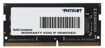 Оперативная память Patriot Memory SL 16GB DDR4 3200MHz SODIMM 260-pin CL22 PSD416G32002S