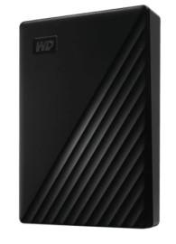 "Внешний жёсткий диск 4Tb 2.5"" USB3.0 WD My Passport черный [WDBPKJ0040BBK-WESN]"