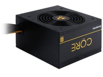 Блок питания Chieftec 600W Core BBS-600S ATX GOLD OEM без сетевого кабеля