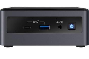 Платформа Intel NUC 10 (BXNUC10I3FNK2) (Intel Core i3-10110U 2100MHz/Intel UHD Graphics 620/ОС не установлена)