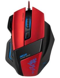 Мышь SPEEDLINK DECUS Gaming Mouse, black-red