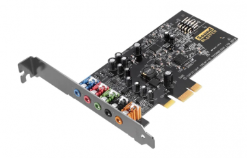 Звуковая карта Creative Sound Blaster Audigy FX PCIE