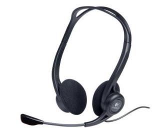 Гарнитура LOGITECH PC 960 Stereo Headset USB