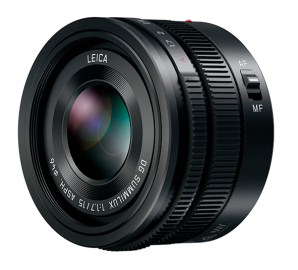 Объектив PANASONIC Summilux 15mm f/1.7 Asph DG (H-X015E-K)