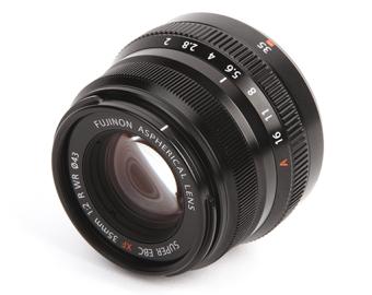 Объектив FUJINON XF 35mm f/2 R WR