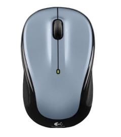 Беспроводная мышь Logitech M325 Light Silver USB (910-002334)