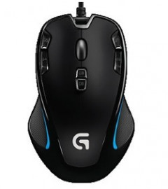 Мышь Logitech G300s Black USB