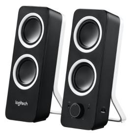 Колонки 2.0 Logitech Z200 black