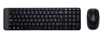 Беспроводной комплект клавиатура+мышь Logitech MK220 (920-003169)