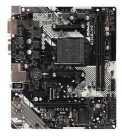 Материнская плата AsRock Socket AM4 ( A320M-DVS R4.0 ) AMD A320