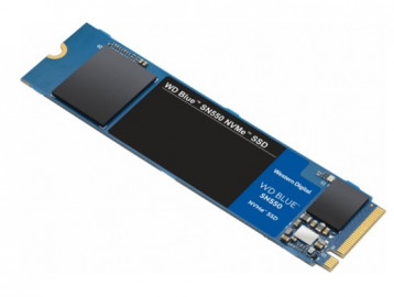 Твердотельный накопитель Western Digital WD Blue SN550 250 GB WDS250G2B0C