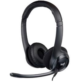 Гарнитура Logitech Headset H390 USB