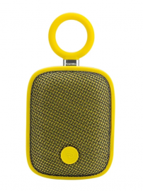 Портативная Bluetooth-колонка DREAMWAVE Bubble pod желтая