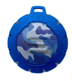Cтереосистема SOUL STORM Camo Blue