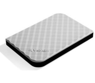 """Внешний жёсткий диск 1000GB Verbatim 2, 5"""" (WHITE) USB 3.0"""