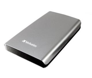 """Внешний жёсткий диск 1000GB Verbatim 2, 5"""" (SILVER 9.5MM) USB 3.0"""