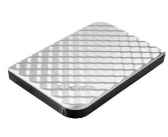 """Внешний жёсткий диск 500GB Verbatim 2, 5"""" (SILVER) USB 3.0"""