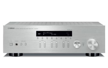 AV-ресивер Yamaha R-N303D (silver)