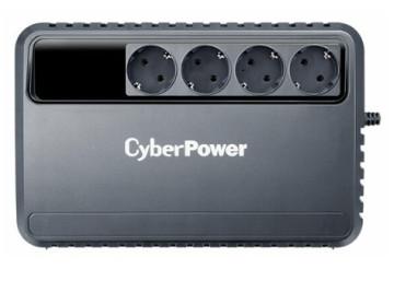 Ибп CyberPower BU1000E 1000VA/600W (4 EURO)