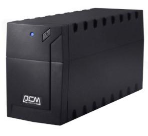 ИБП RPT-1000A EURO Powercom RPT-1000A 3*EURO 600W