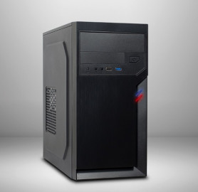 Корпус INTER-TECH IT-6502 Romea (1x USB 3.0, 1x USB 2.0)