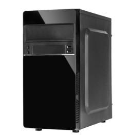 Компьютерный корпус Inter-Tech MA-03 500W Black