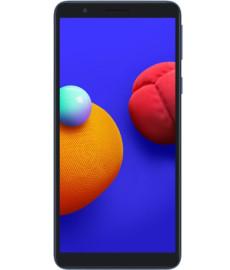 Смартфон Samsung Galaxy A01 Core 16GB, синий