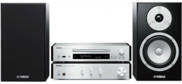 Музыкальный центр Yamaha MusicCast MCR-N670D Grand PianoCraft (серебро)