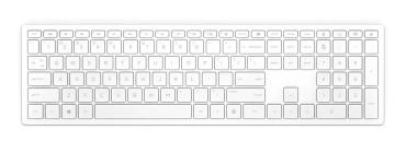 Беспроводная клавиатура HP Pavilion 600 Wireless White