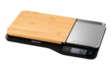 Кухонные весы электронные SENCOR SKS 6500BK