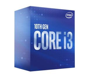Процессор Intel Core i3-10100 Box Comet Lake-S
