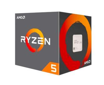 Процессор AMD Ryzen 5 2600 Summit Ridge BOX
