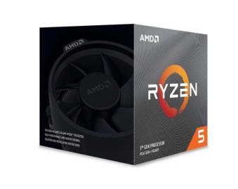 Процессор AMD Ryzen 5 3600XT Кулера НЕТ