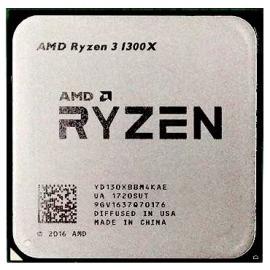 Процессор AM4 AMD Ryzen 3 1300X BOX