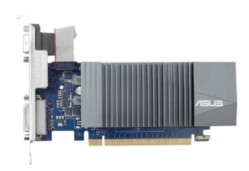 Видеокарта ASUS GeForce GT 710 Silent LP 1GB (GT710-SL-1GD5), Retail