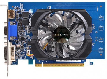 Видеокарта Gigabyte GeForce GT 730 2GB DDR5 (GV-N730D5-2GI)