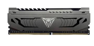 Оперативная память Patriot Memory VIPER STEEL 8GB DDR4 3200MHz DIMM 288pin CL18 PVS48G360C8