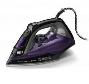Утюг HOLT HT-IR-001 фиолетовый