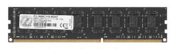Оперативная память G.SKILL Value 8GB DDR3 1600MHz F3-1600C11S-8GNT