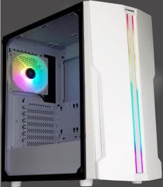 Корпус Xilence [ XG221 ] Xilent BLADE RGB, WHITE