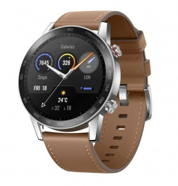 Смарт-часы Honor MagicWatch 2 46mm Flax Brown