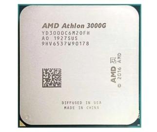 Процессор AMD Athlon 3000G OEM
