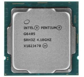 Процессор Intel Pentium G6405 (без кулера)