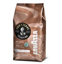 Кофе в зернах LAVAZZA TIERRA (1кг)