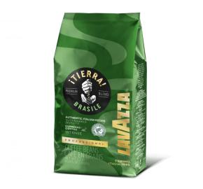Кофе в зернах LAVAZZA TIERRA BRASILE (1кг)