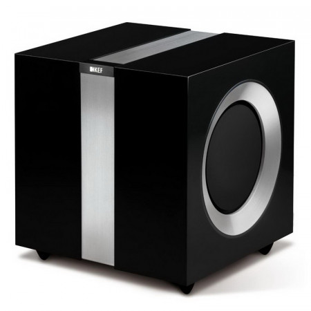 Сабвуфер KEF R400b (black)