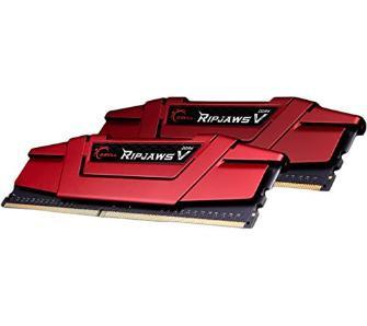 Оперативная память 16Gb DDR4 3600MHz G.Skill Ripjaws V (F4-3600C19D-16GVRB) (2x8Gb KIT)