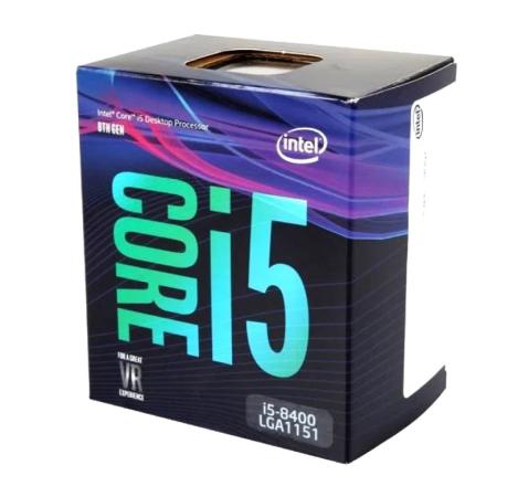 Процессор Intel Core i5-8400 BOX