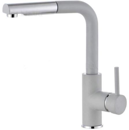 Однорычажный смеситель для кухни (мойки) ALVEUS Siros kol. 81 2090781 Beton